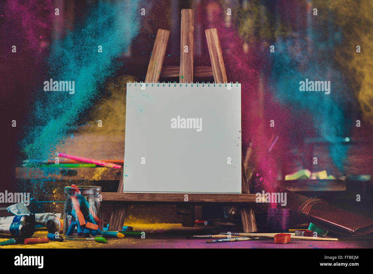 Stay inspired! - Stock Image