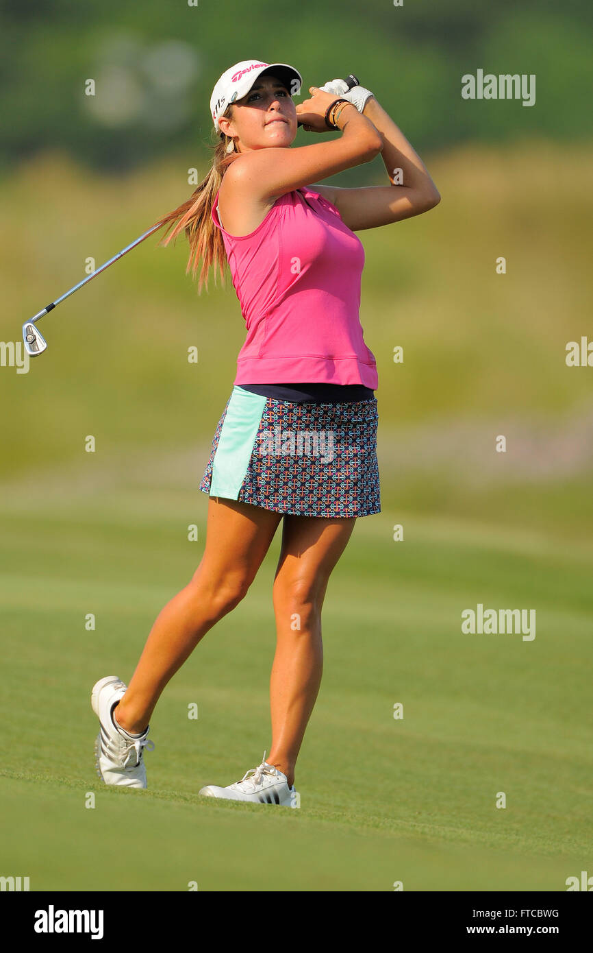 July 5, 2012 - Kohler, Wis, USA - Jaye Marie Green during the first ...