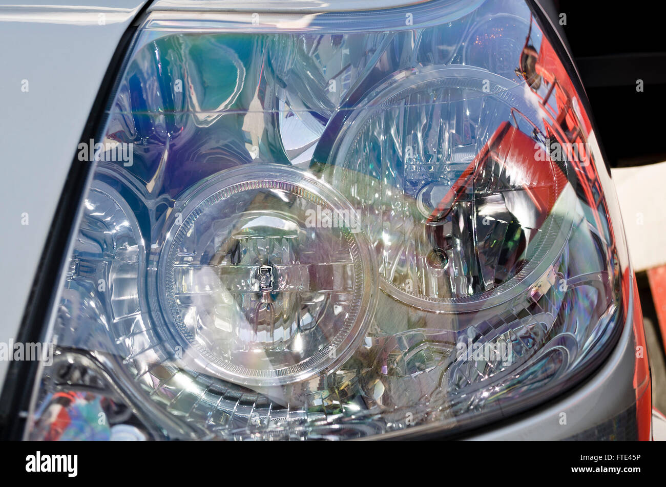 Headlight Reflector Stock Photos Headlight Reflector Stock Images