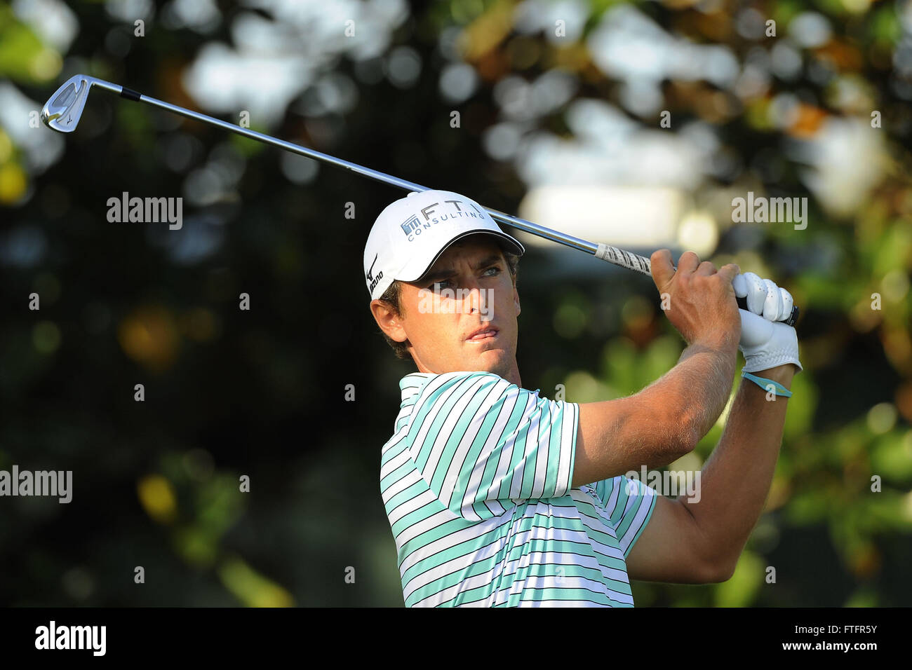 March 23, 2012 - Orlando, Fla, USA - Charles Howell III during the