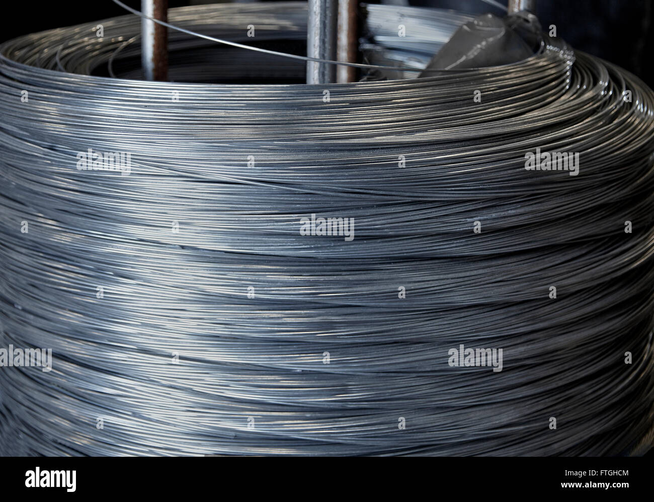 Wire Roll Stock Photos & Wire Roll Stock Images - Alamy