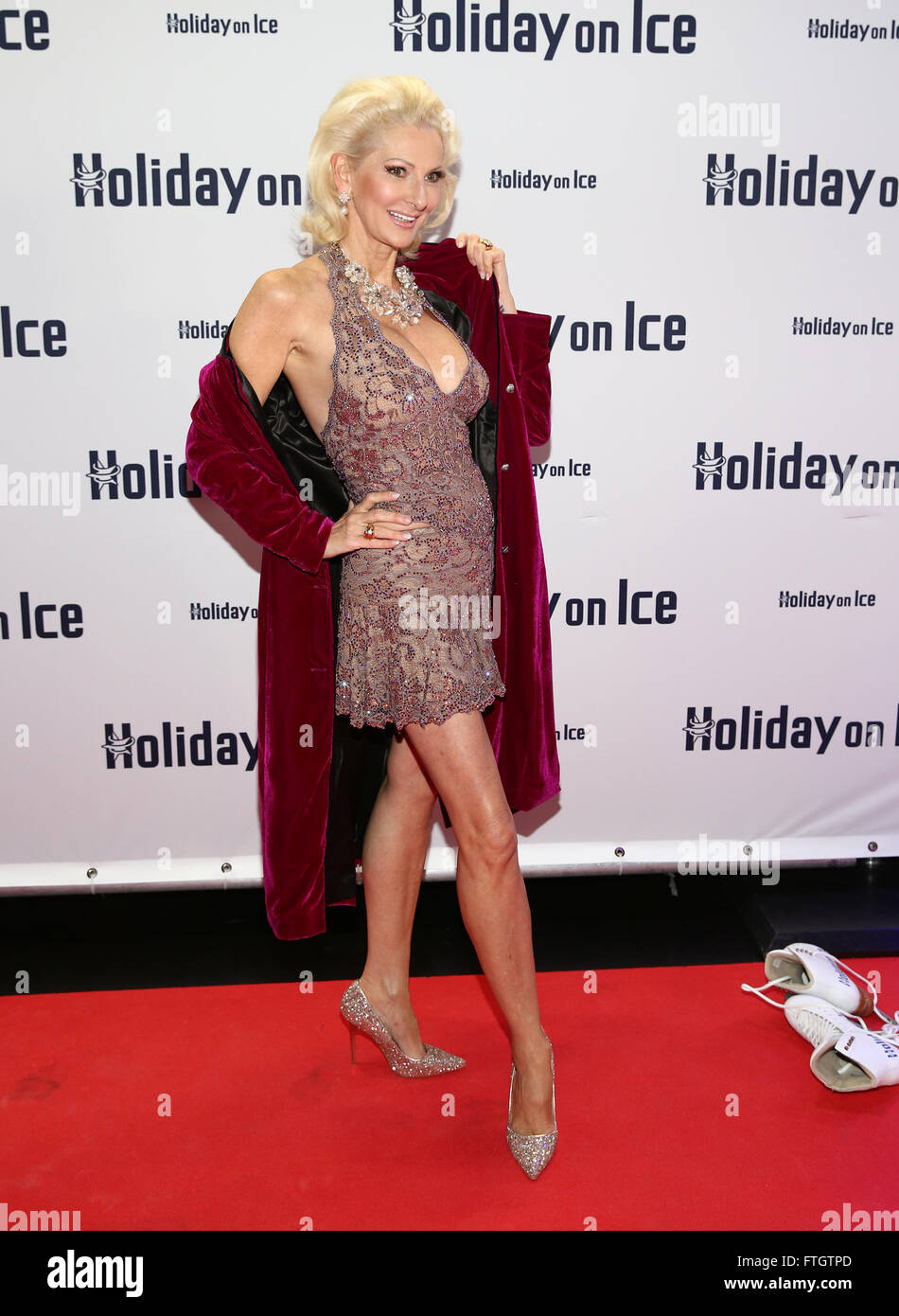 """the holiday on ice """"passion"""" premiere at tempodrom berlin in"""