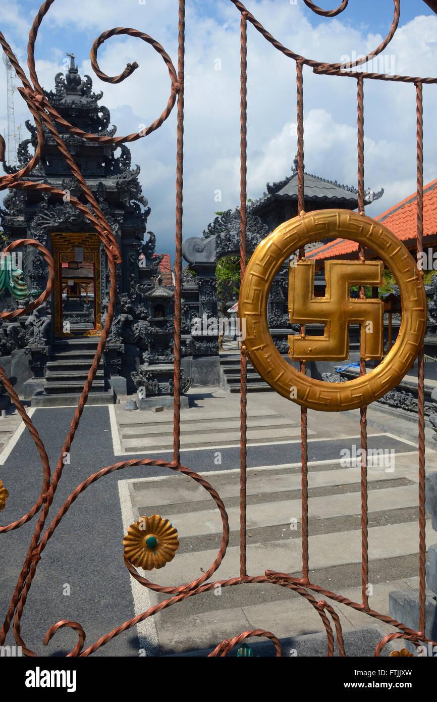 Hinduismus Hakenkreuz