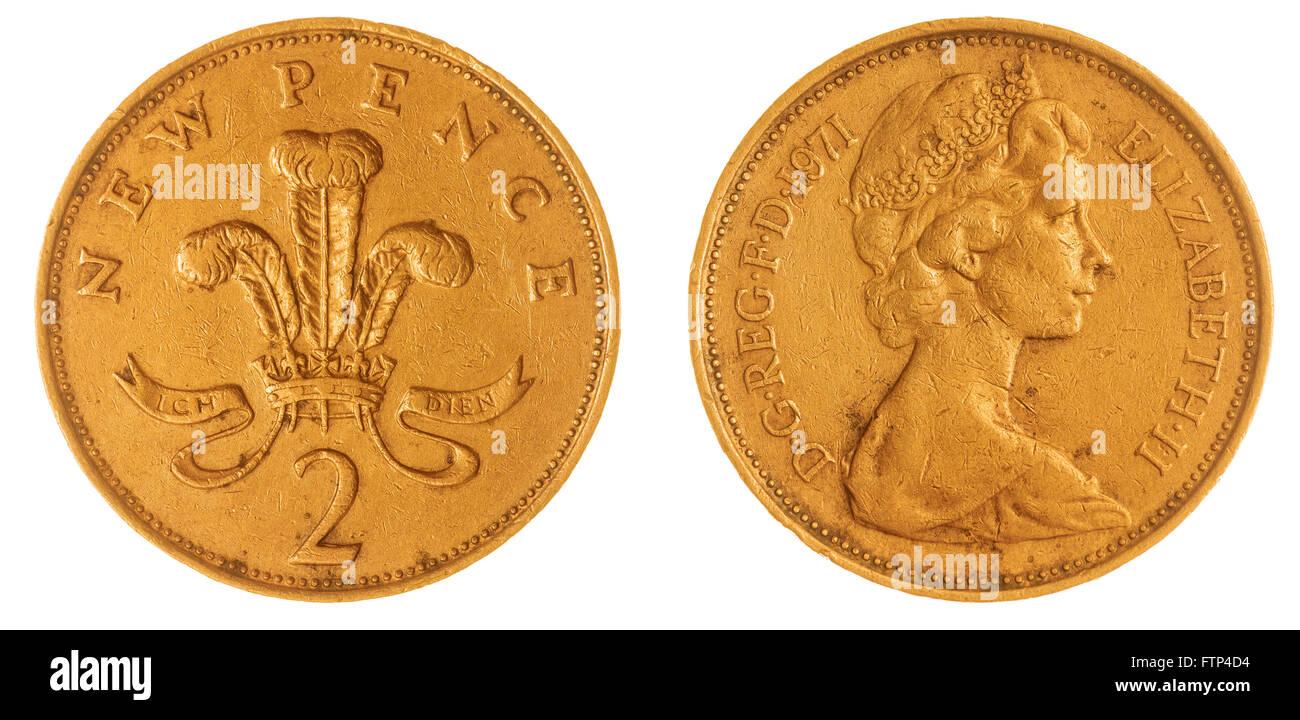 Collectible Coins British Stock Photos Collectible Coins British