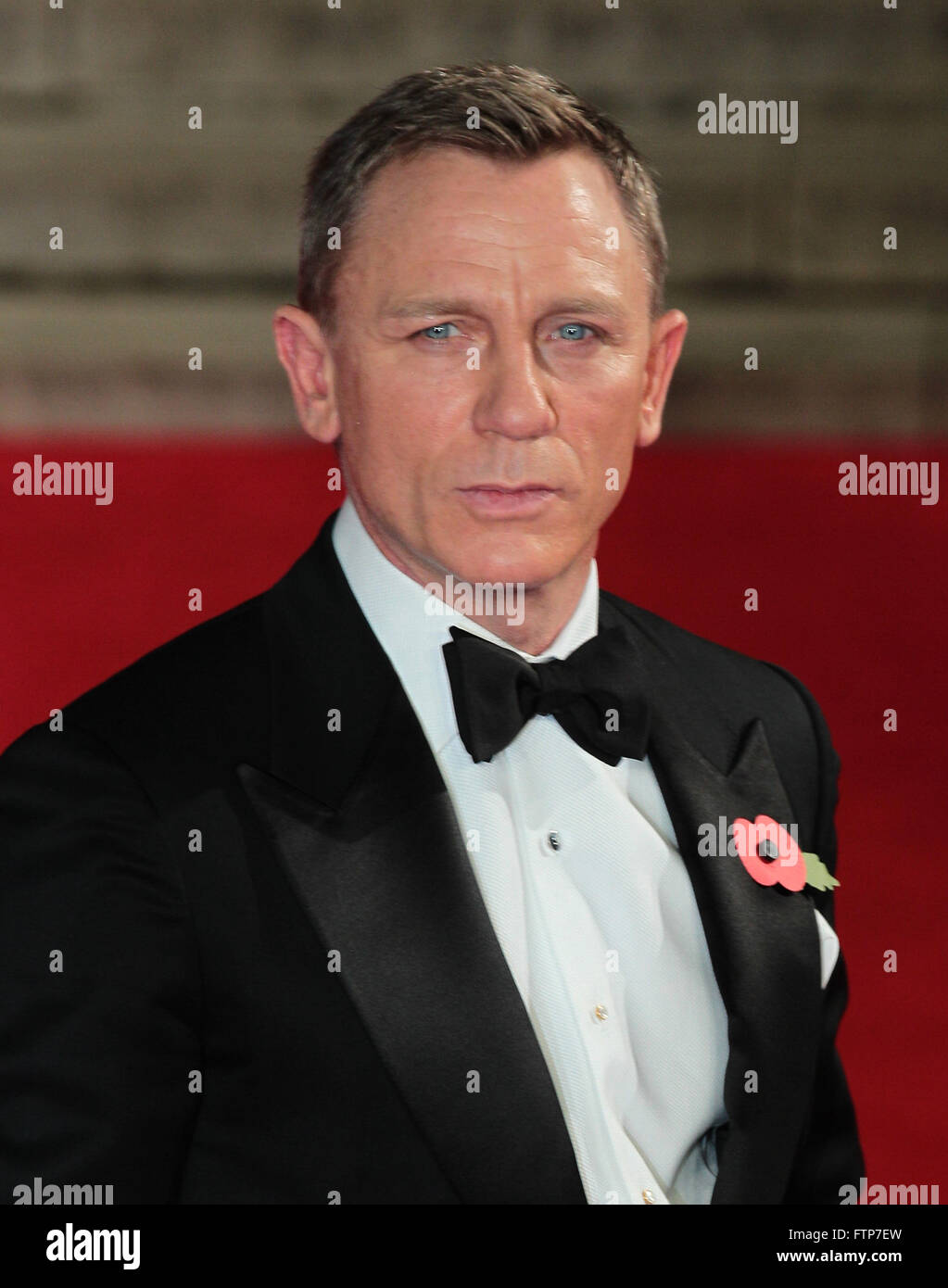 94af2f302c780c London, UK, 26th Oct 2015  Daniel Craig attends James Bond Spectre CTBF film
