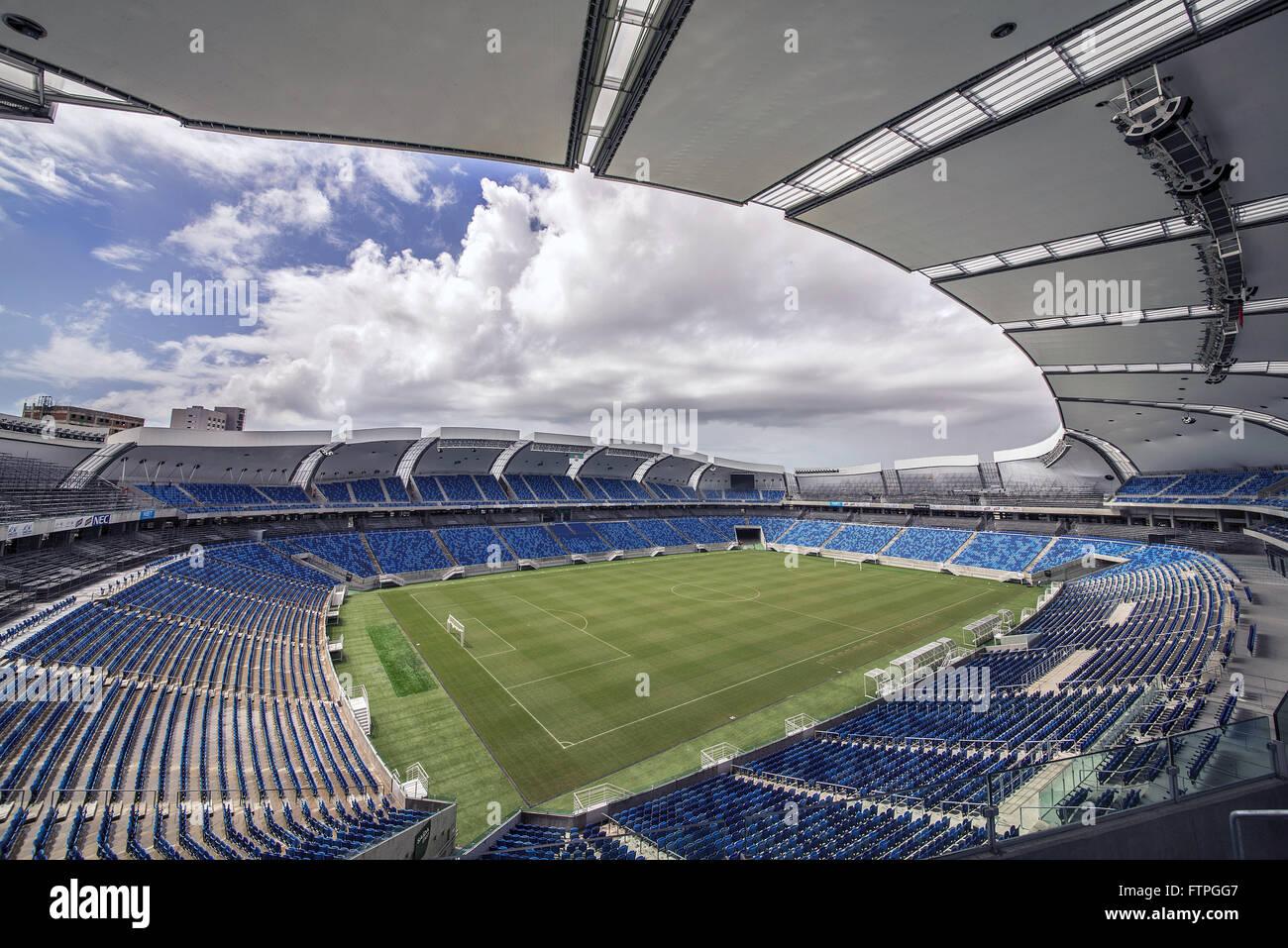 Arena das Dunas - stadium built to host the 2014 FIFA World Cup - Stock Image