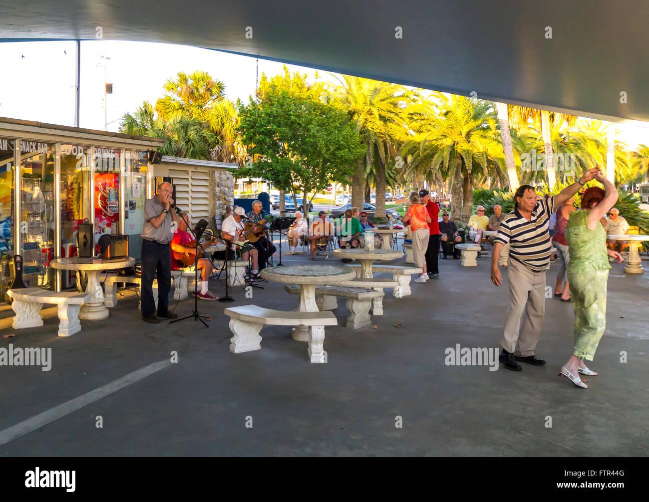 Venice Beach Florida Live Music