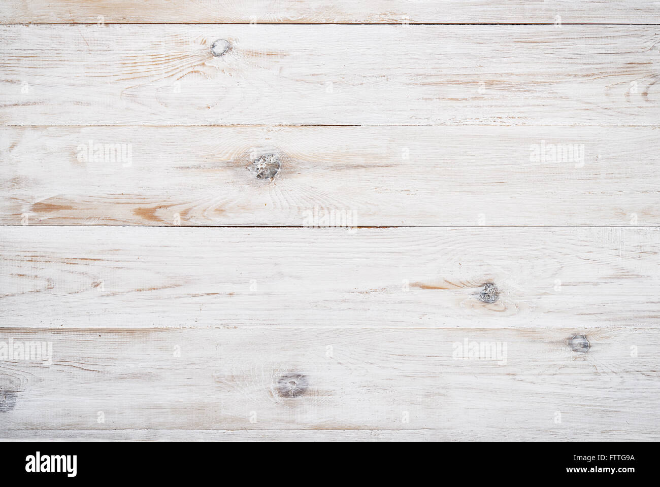 Old White Painted Wooden Background   Stock Image