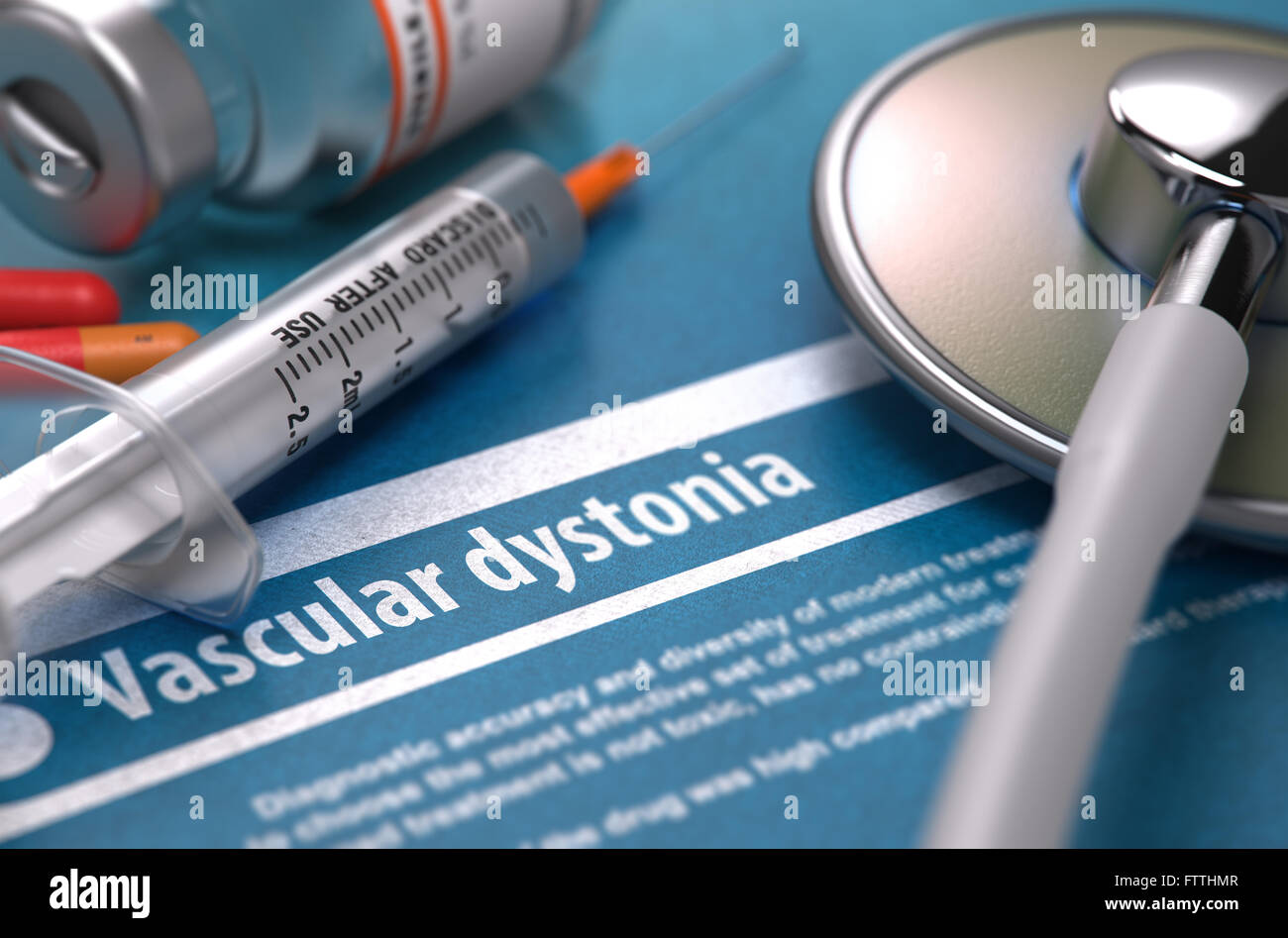 What is vascular dystonia How to treat it 99