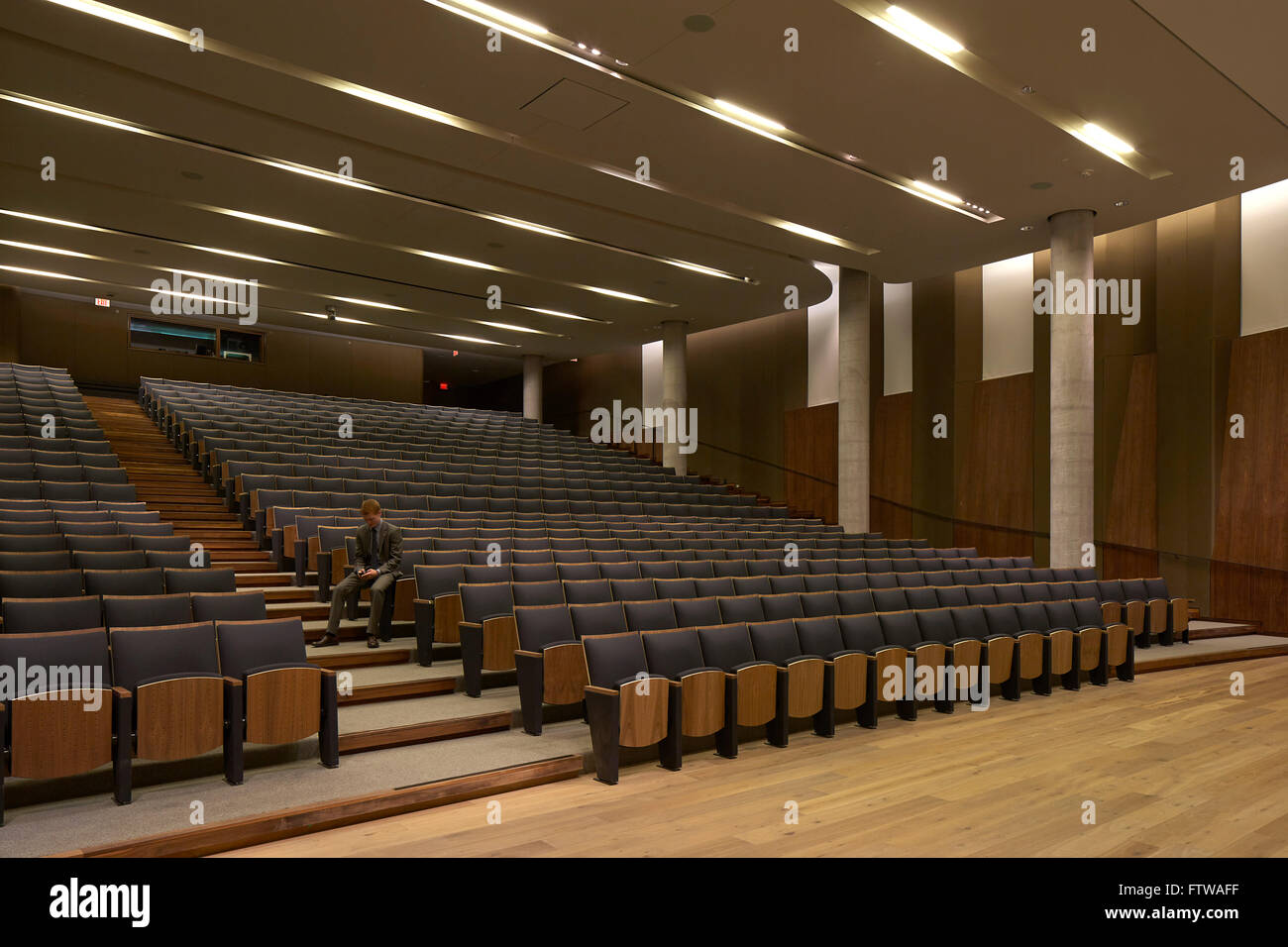 lecture theatre ivey business school london canada. Black Bedroom Furniture Sets. Home Design Ideas