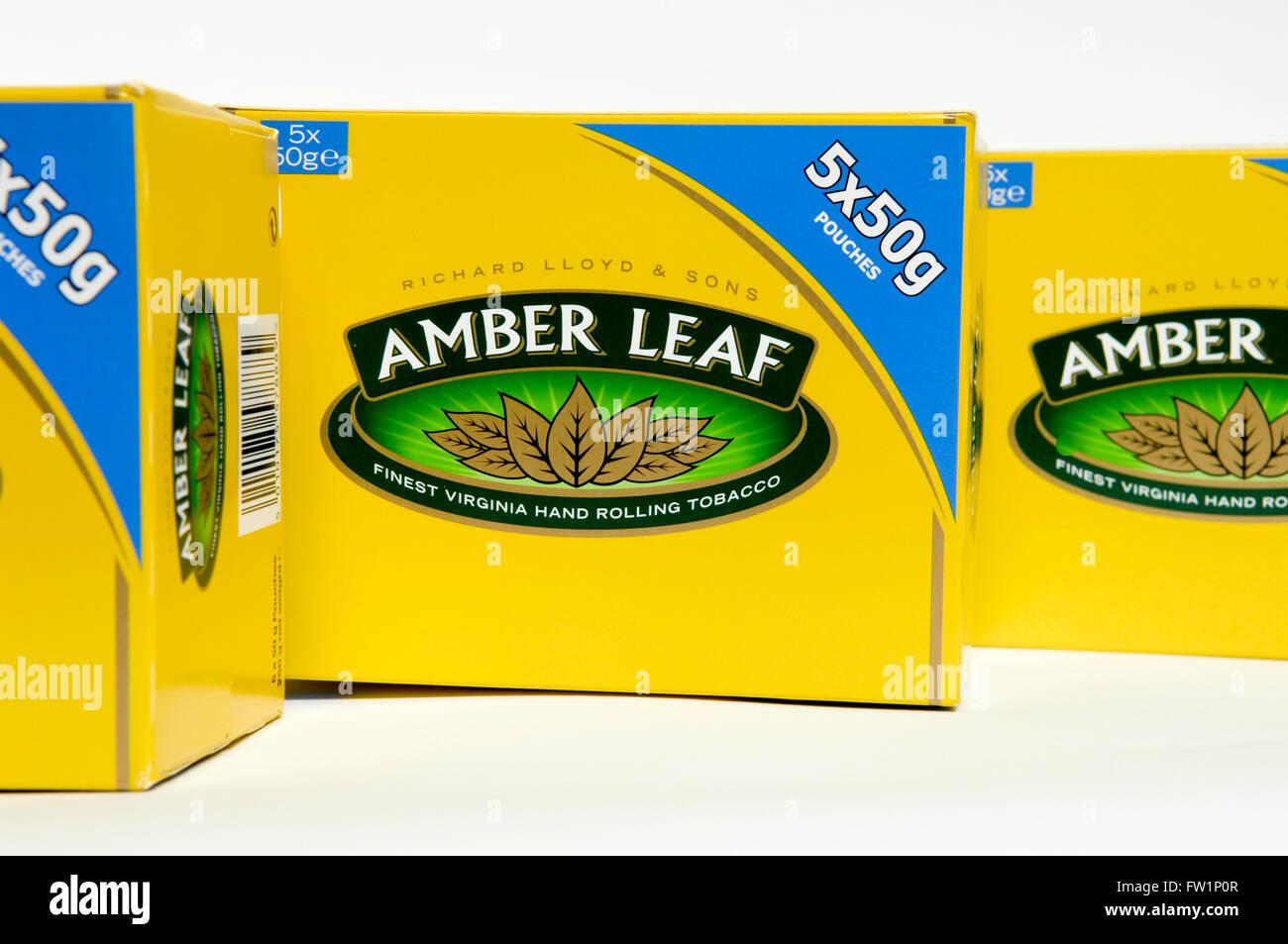 50g Amber Leaf Ireland