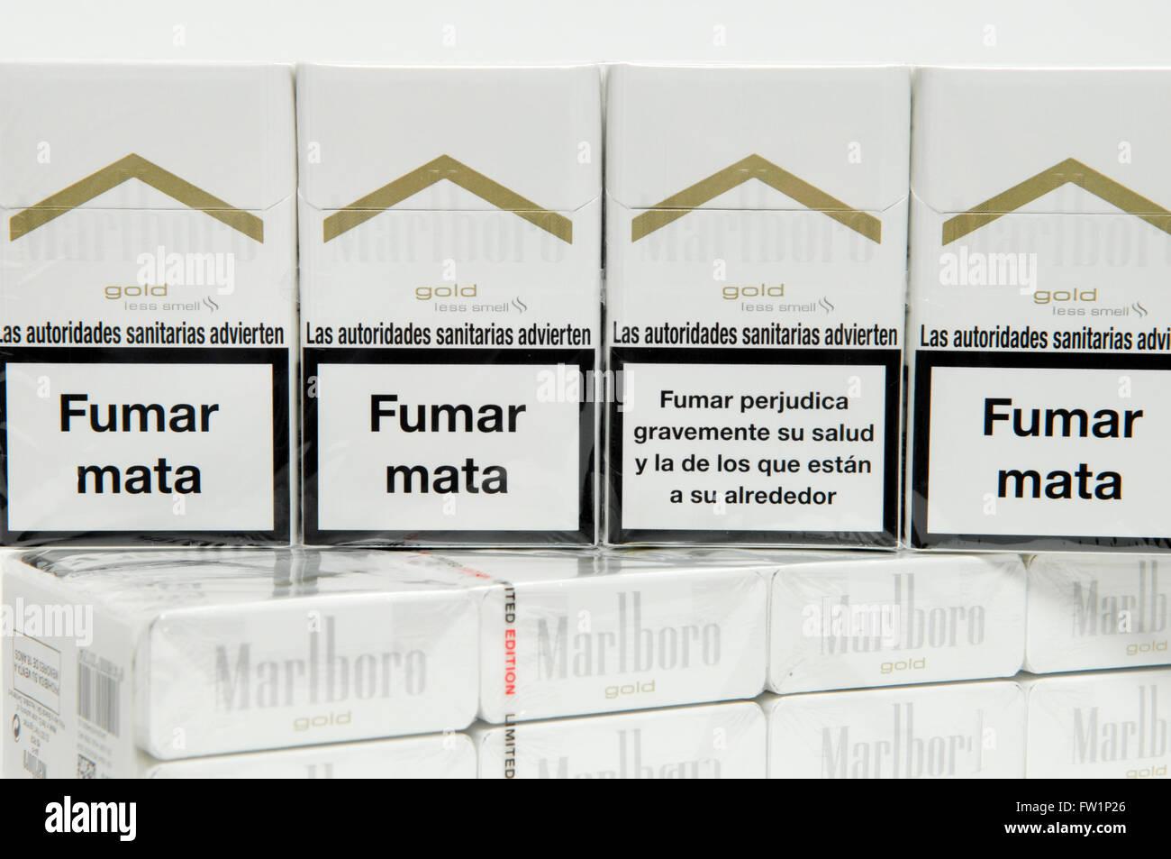 Cigarette packet tutorial