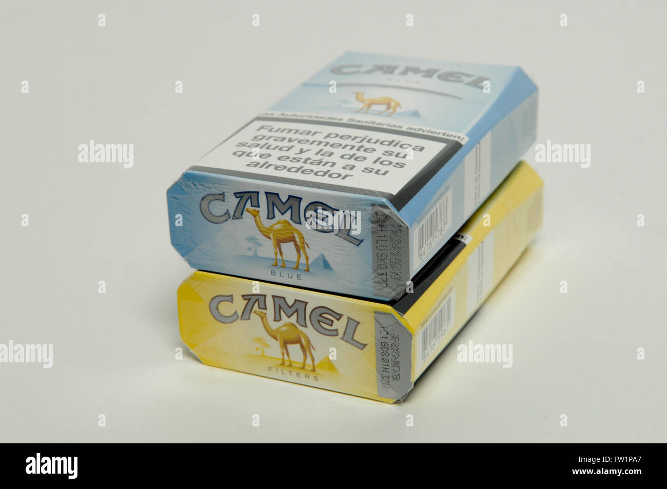 Camel Cigarettes High Resolution Stock Photography And Images Alamy