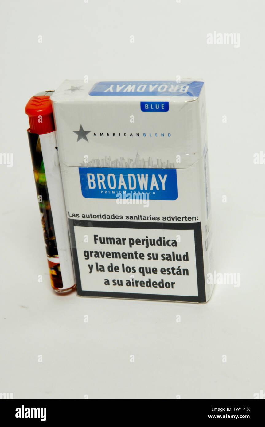 Broadway Smoke Shop Stock Photos & Broadway Smoke Shop Stock