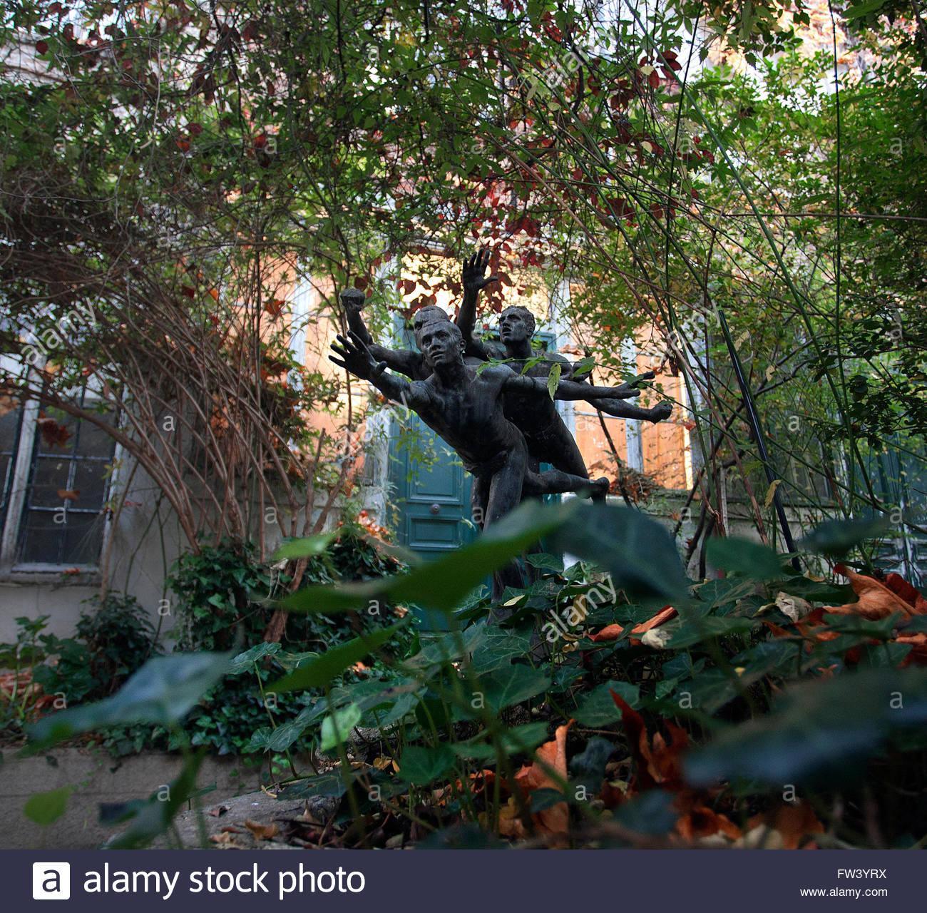 La Ruche, Cite des Artistes, quartier Saint Lambert, Paris 15e - Stock Image