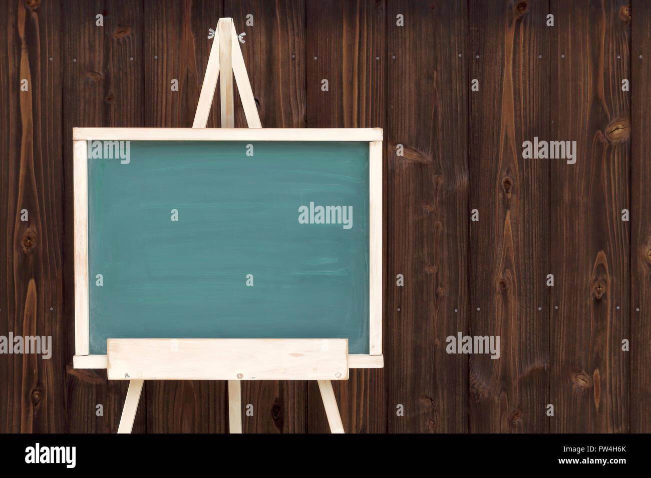 Chalkboard Easel Stock Photos & Chalkboard Easel Stock Images - Alamy
