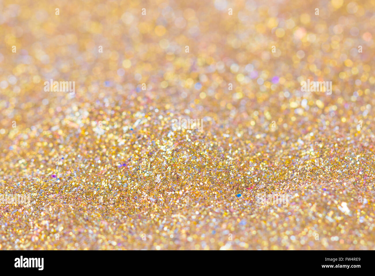 Glitters for background, template or presentation - Stock Image