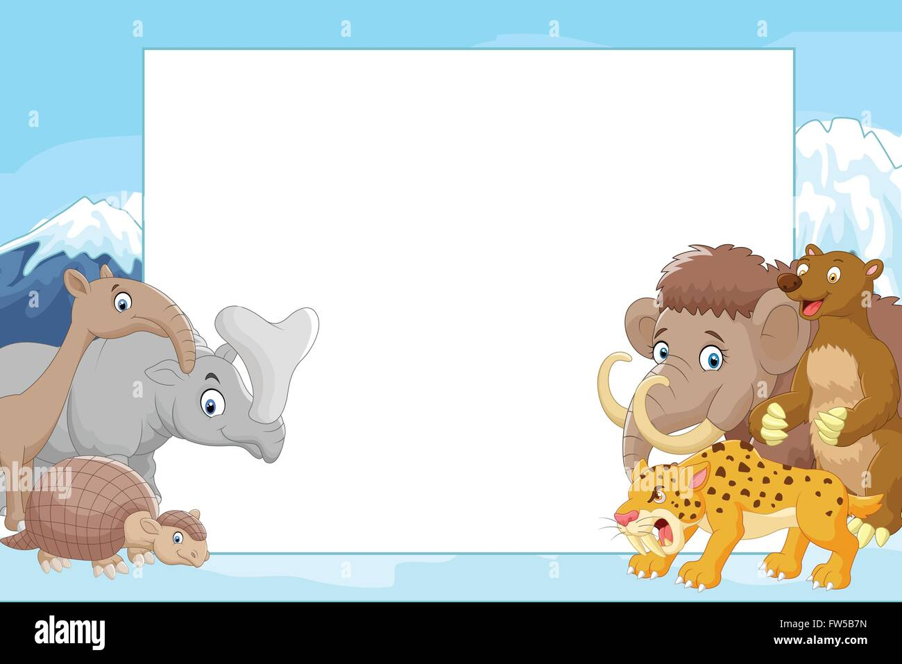 Ice Age Animals Stock Photos & Ice Age Animals Stock Images - Alamy