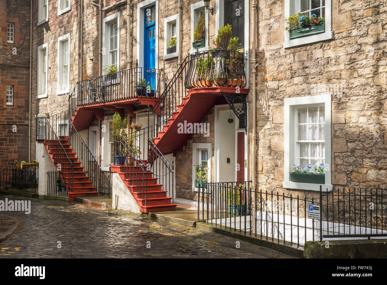 Apartments In Edinburgh, Scotland