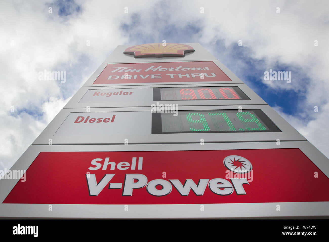 Kingston Gas Prices >> Gas Prices At Shell Gas Station In Kingston Ont On