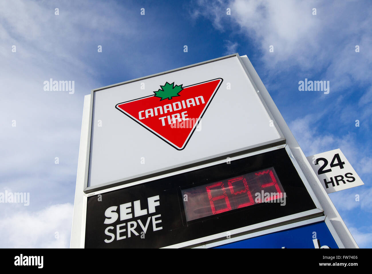 Kingston Gas Prices >> Gas Prices At A Canadian Tire In Kingston Ont On