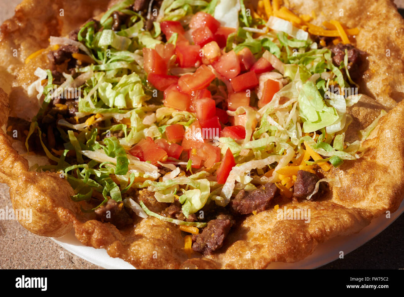 Green chile frybread a modern native american food specialty stock green chile frybread a modern native american food specialty forumfinder Gallery