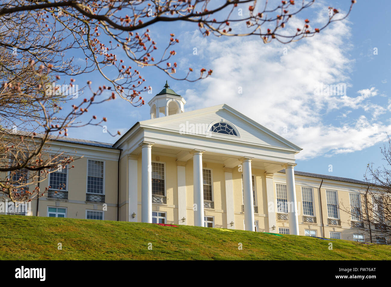 Mary Baldwin College, Staunton, Shenandoah Valley, one of 3 women's colleges in Virginia, USA. - Stock Image