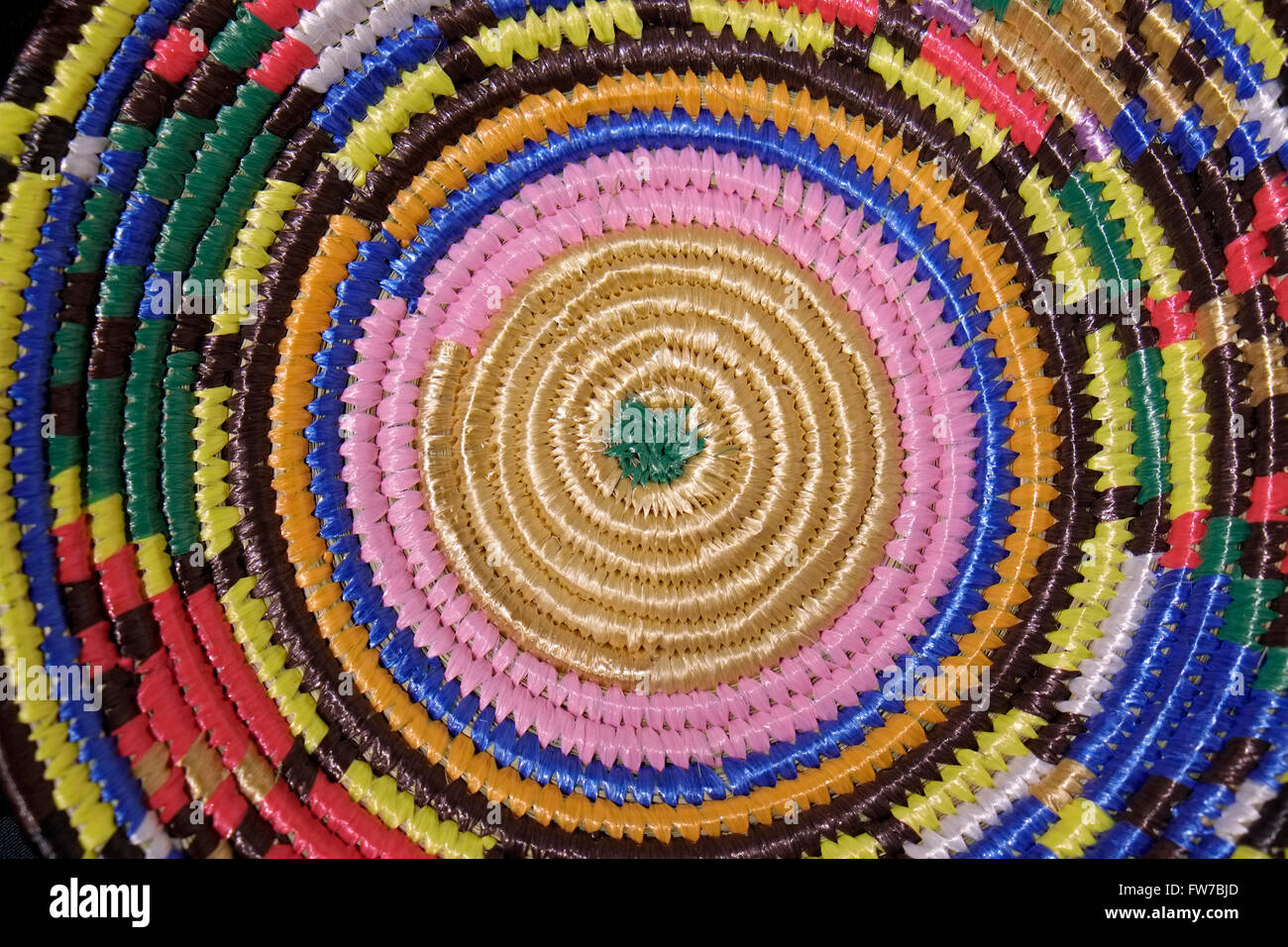 Traditional Ethiopian Straw Weaving Stock Photos Traditional