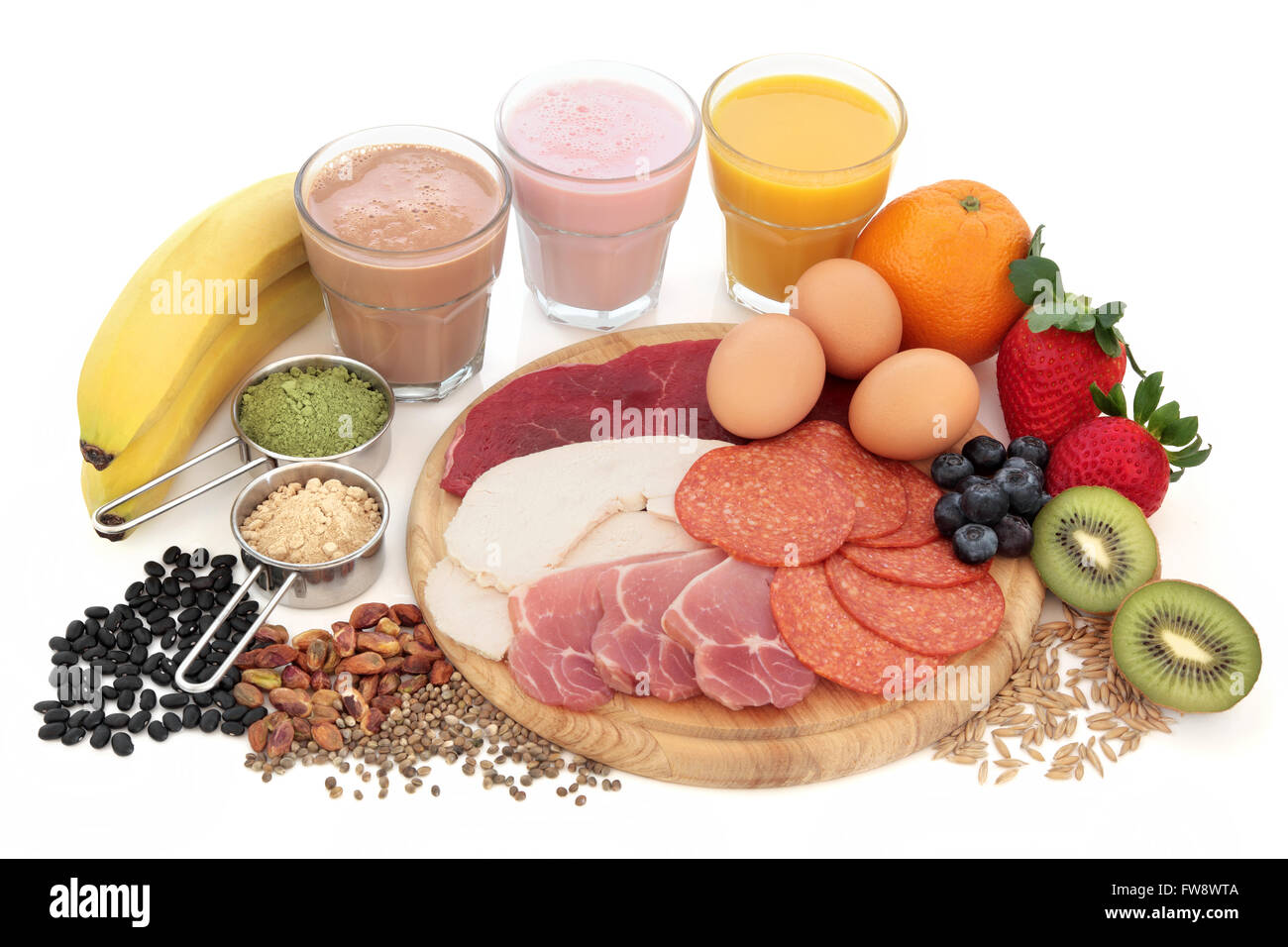 Protein food is good for health 85
