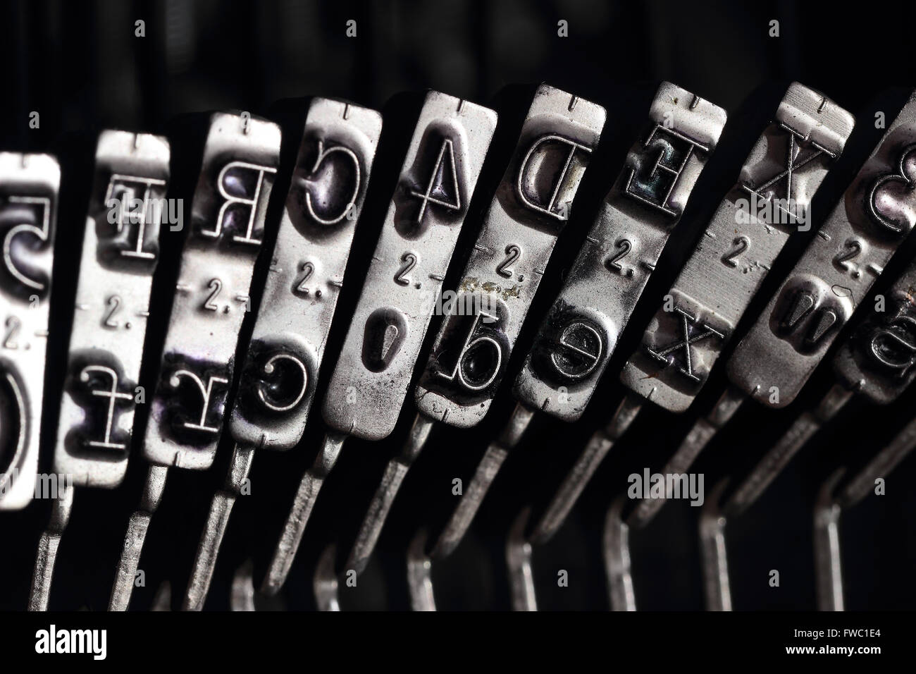 Typewriter Font Stock s & Typewriter Font Stock Alamy
