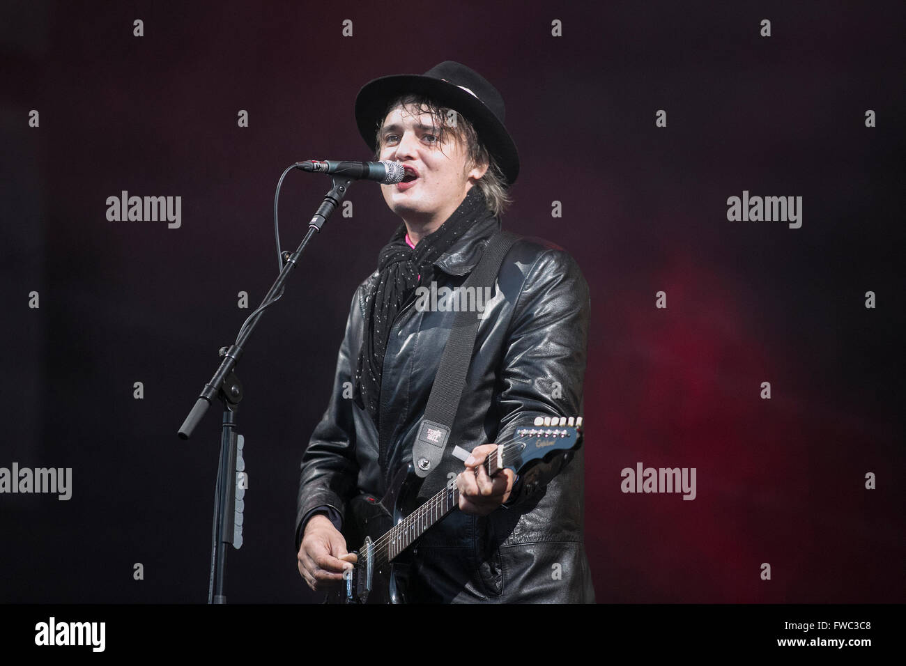 Pete doherty leather jacket