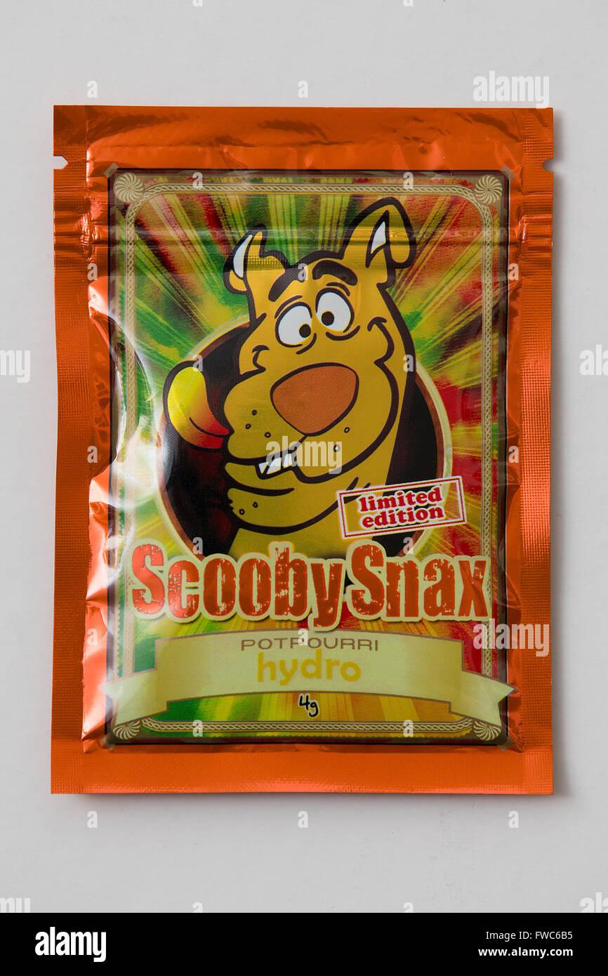 Scoobie snax