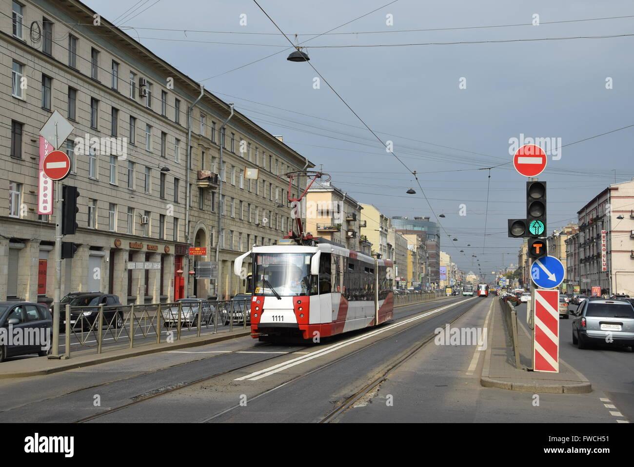 Ligovsky lanes 28