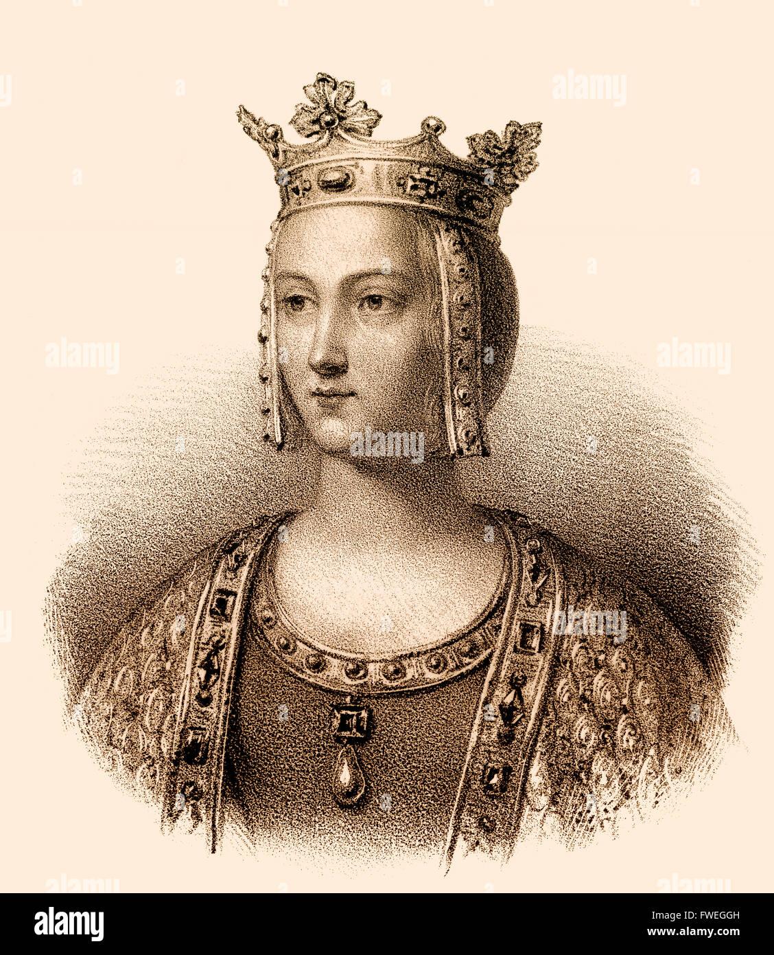 Isabella de Leon (b. 1994)