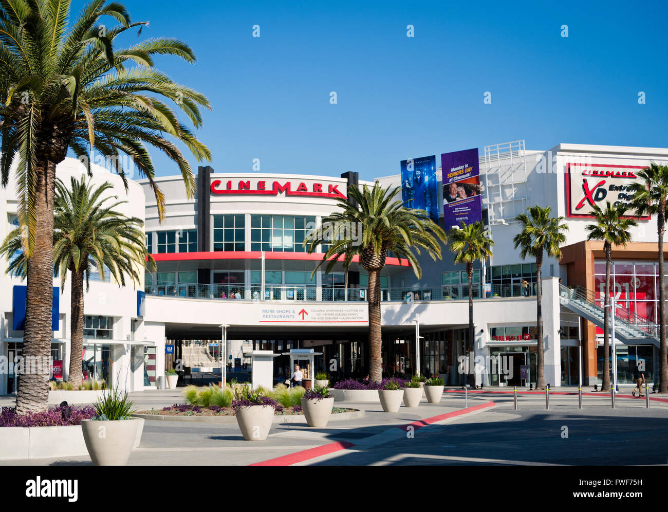 Long Beach Shopping