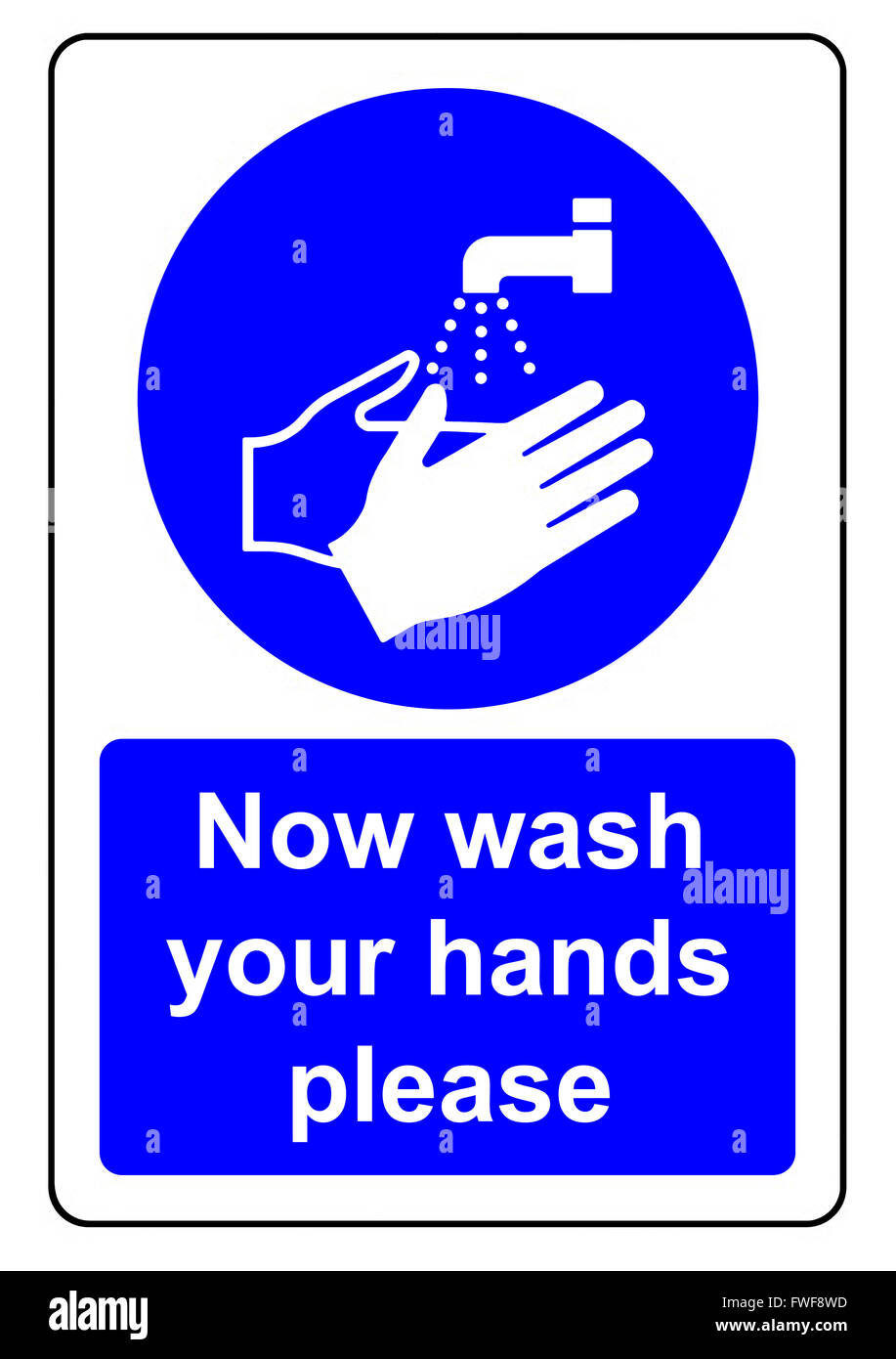 Please Wash Your Hands Stock Photos Please Wash Your Hands Stock
