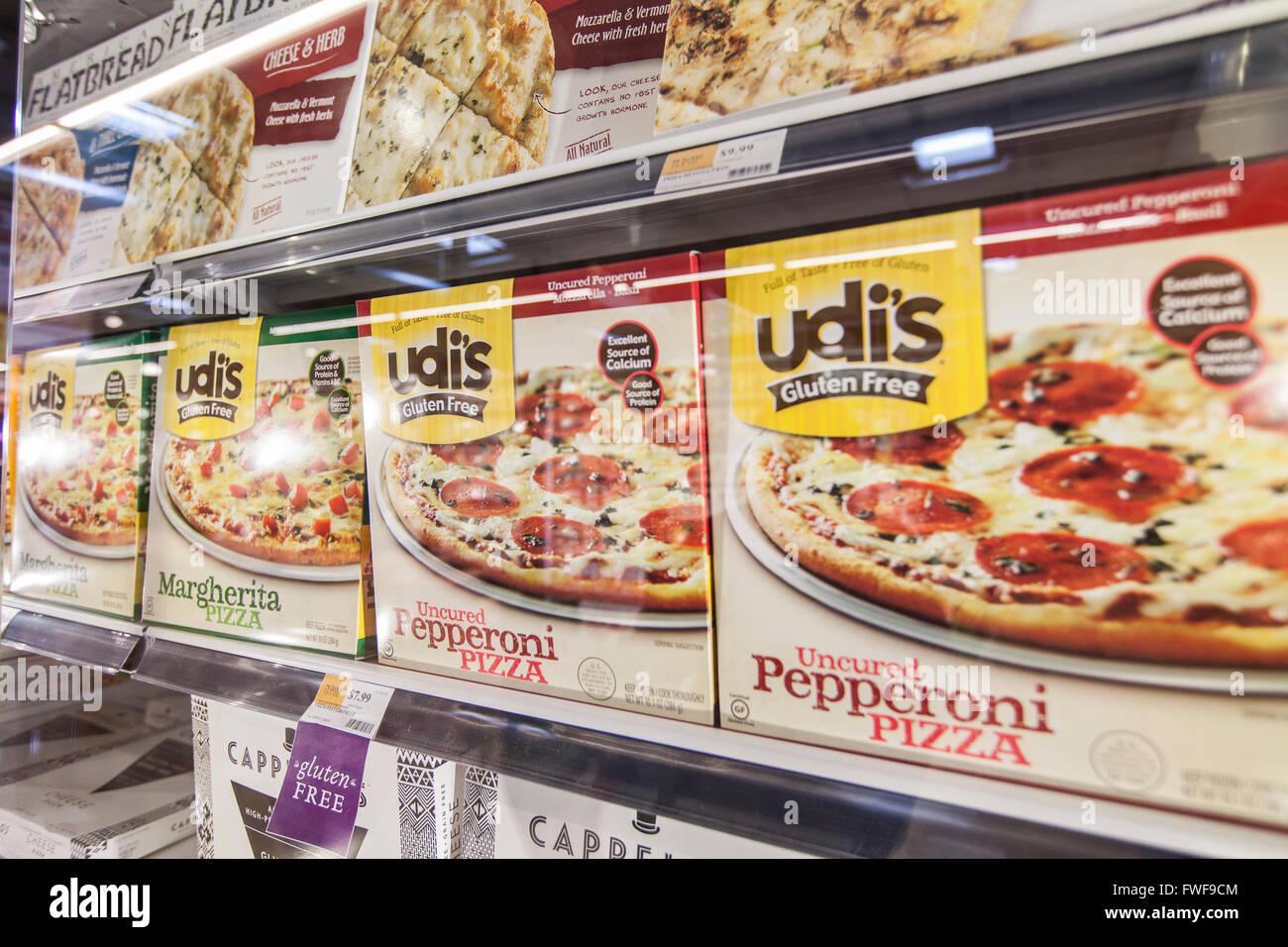 California Pizza Kitchen Gluten Free Frozen Pizza Review