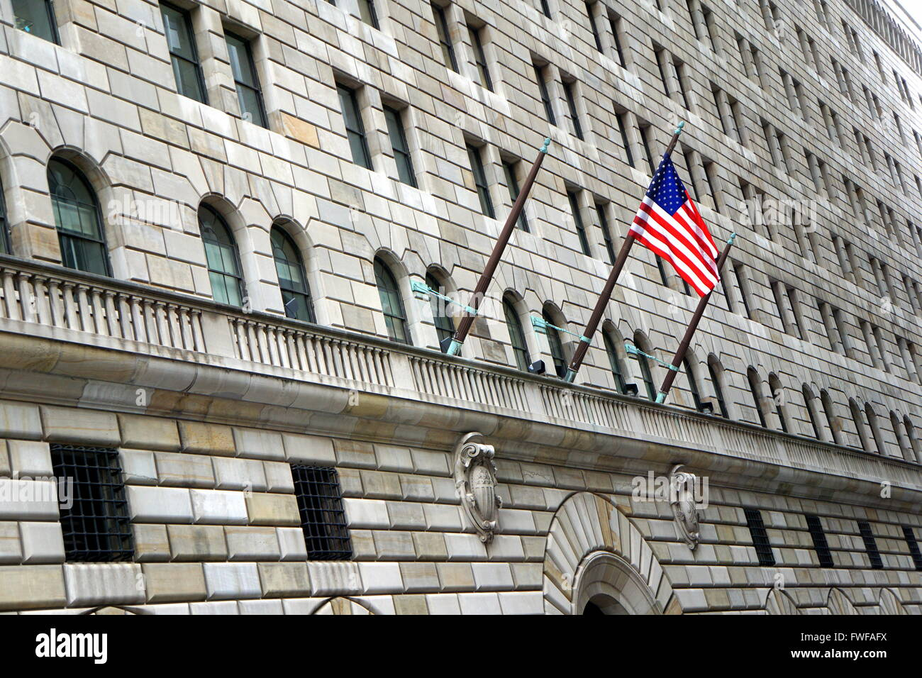 Federal Reserve Bank of New York, New York City, NY, USA