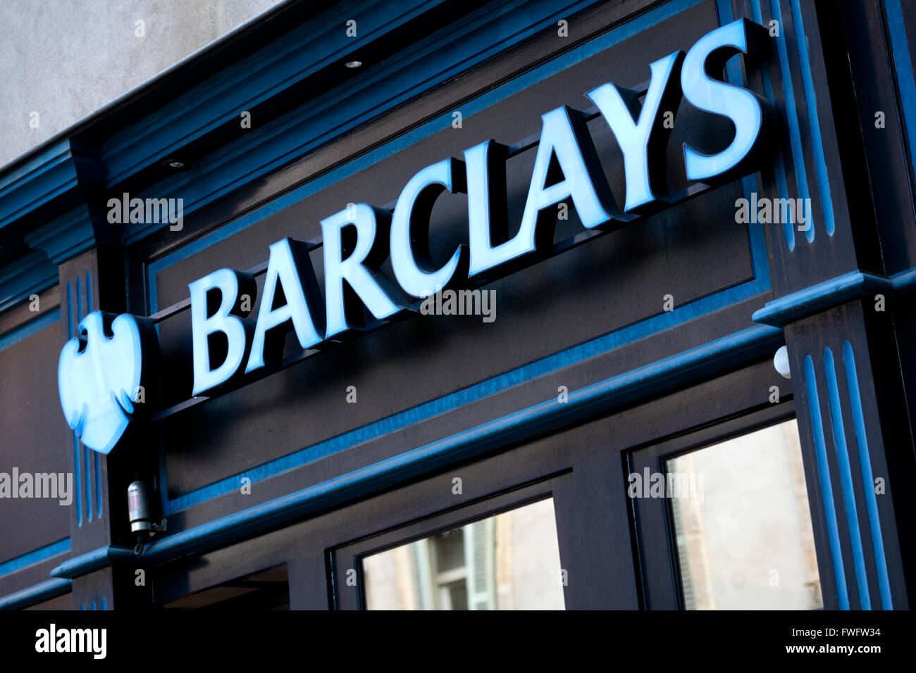 Barclays Branch York City Centre