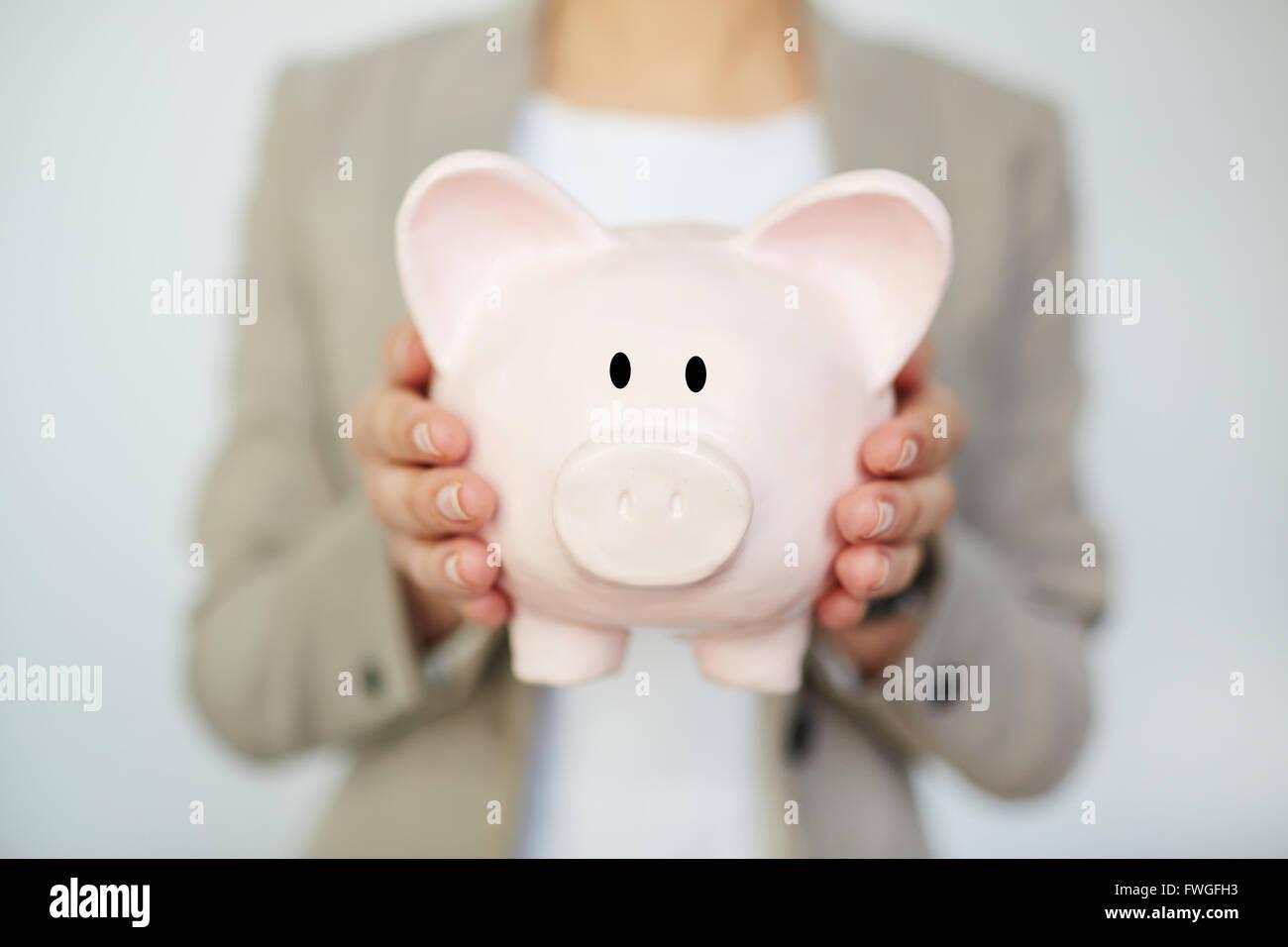Savings - Stock Image