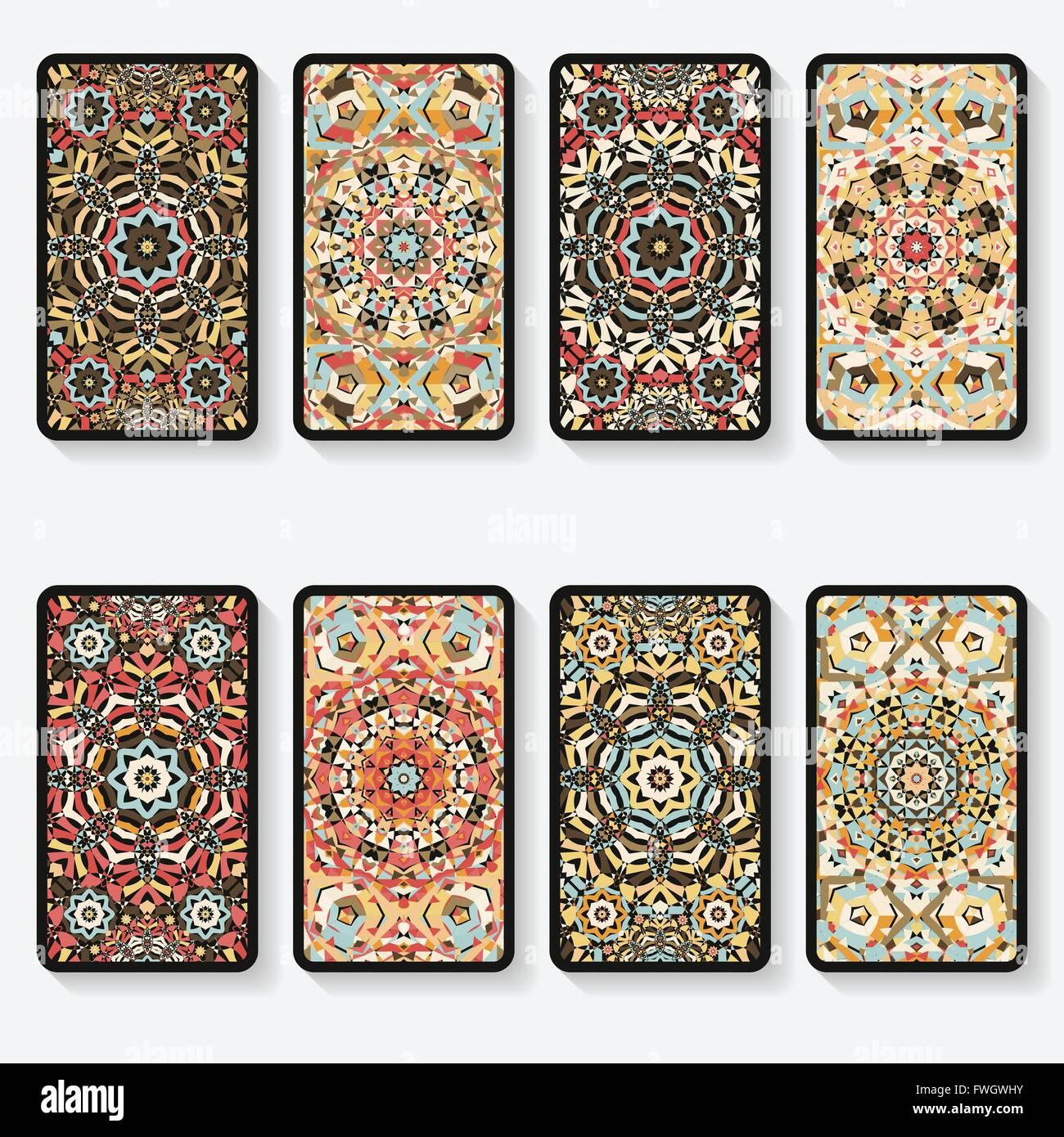 Tarot Cards Stock Vector Images - Alamy