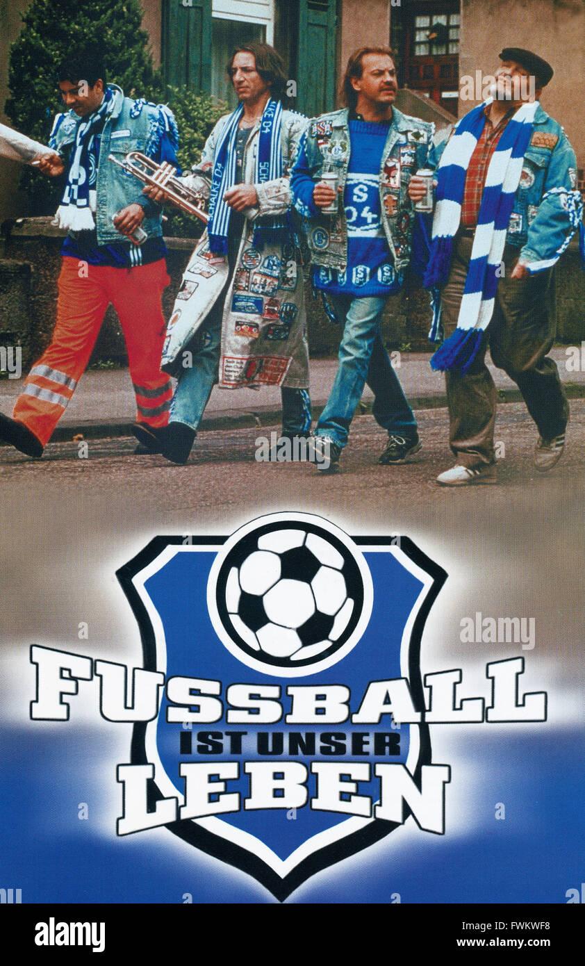 Fussball Ist Unser Leben Stock Photos Fussball Ist Unser