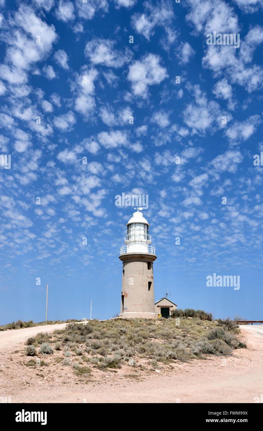 Vlaming Head Lighthouse, Exmouth, Western Australia, Australia - Stock Image