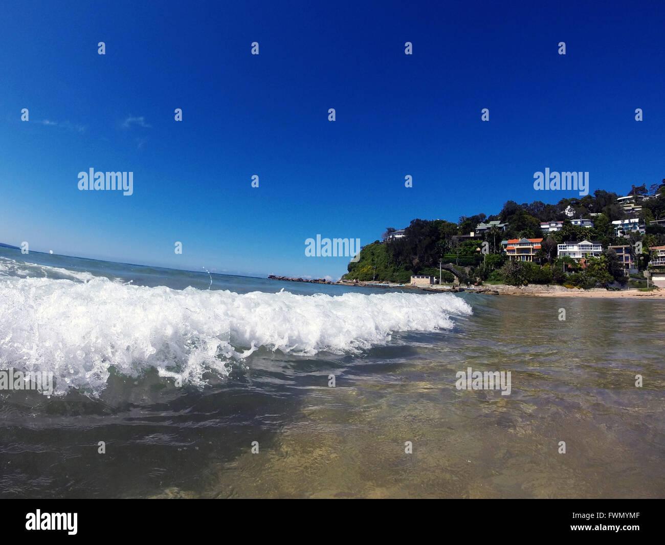 Palm Beach, northern Sydney, NSW, Australia. No PR - Stock Image