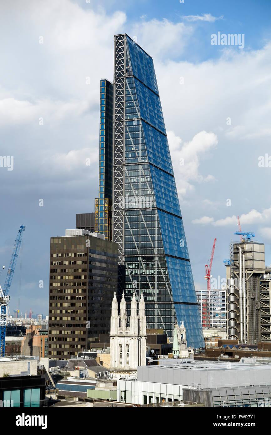 Leadenhall Building London Architecture