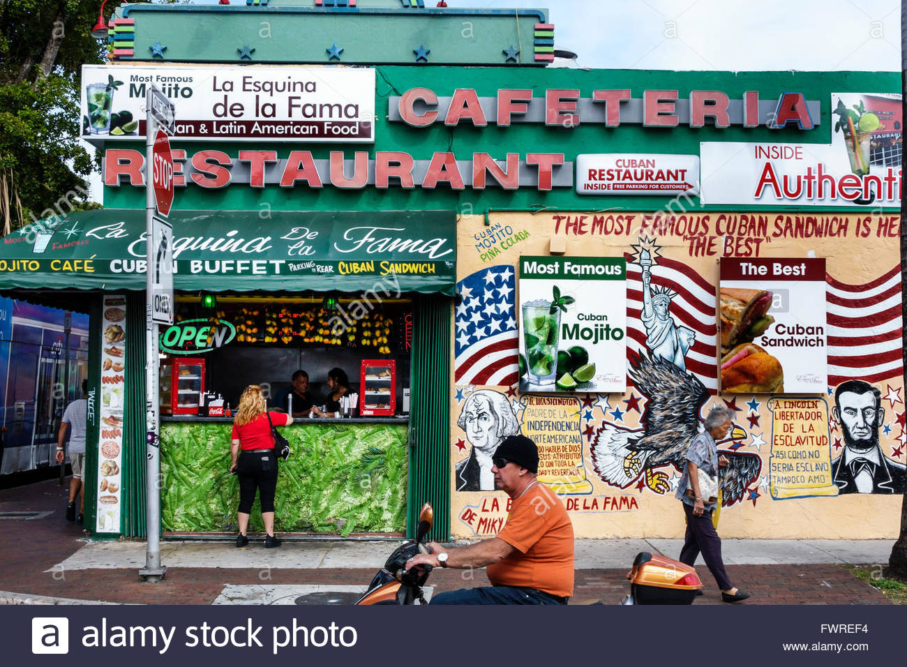 Calle Ocho Miami Walking Tour