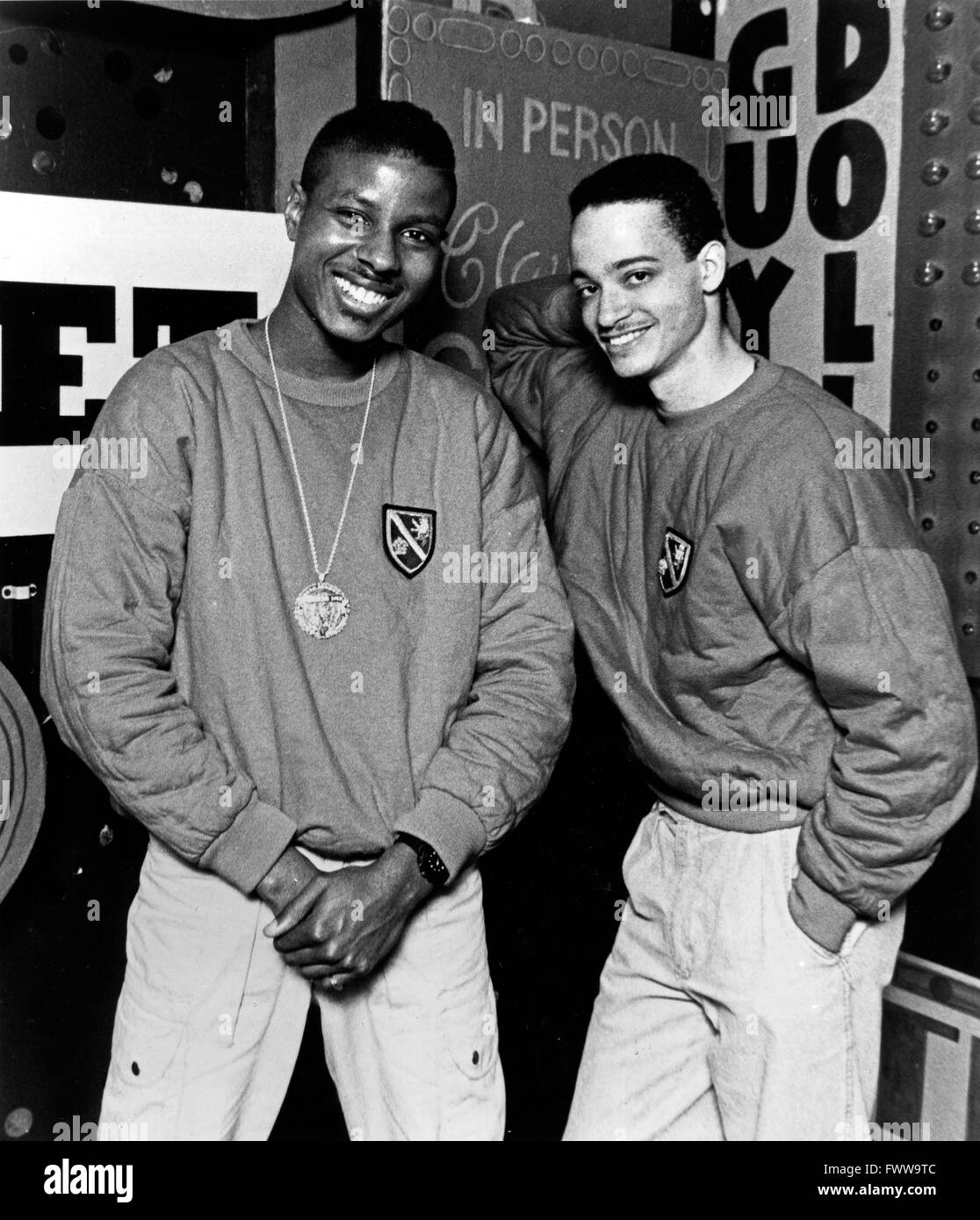 Rappers Kid N Play Stock Photos & Rappers Kid N Play Stock Images ...
