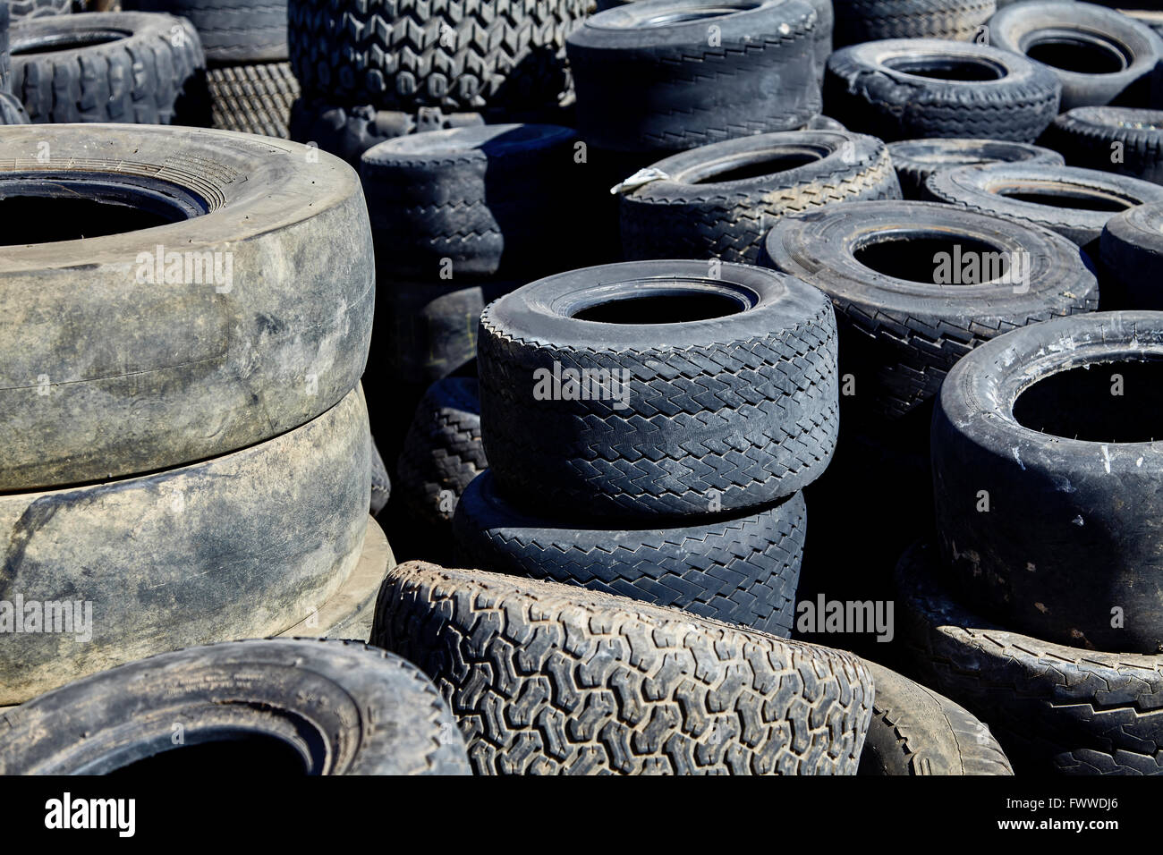 Tire Recycling Stock Photos & Tire Recycling Stock Images - Alamy