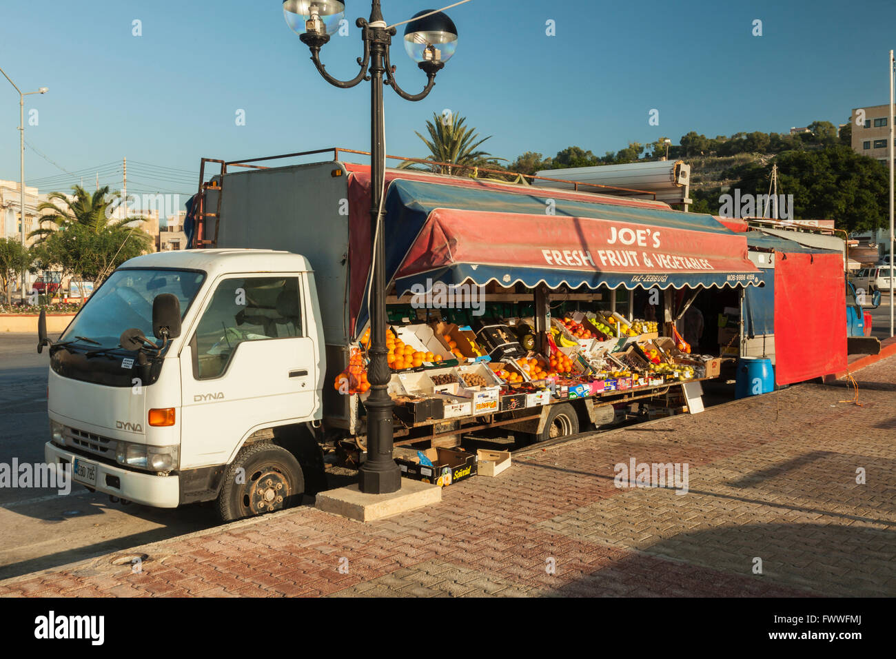 Image result for malta produce truck