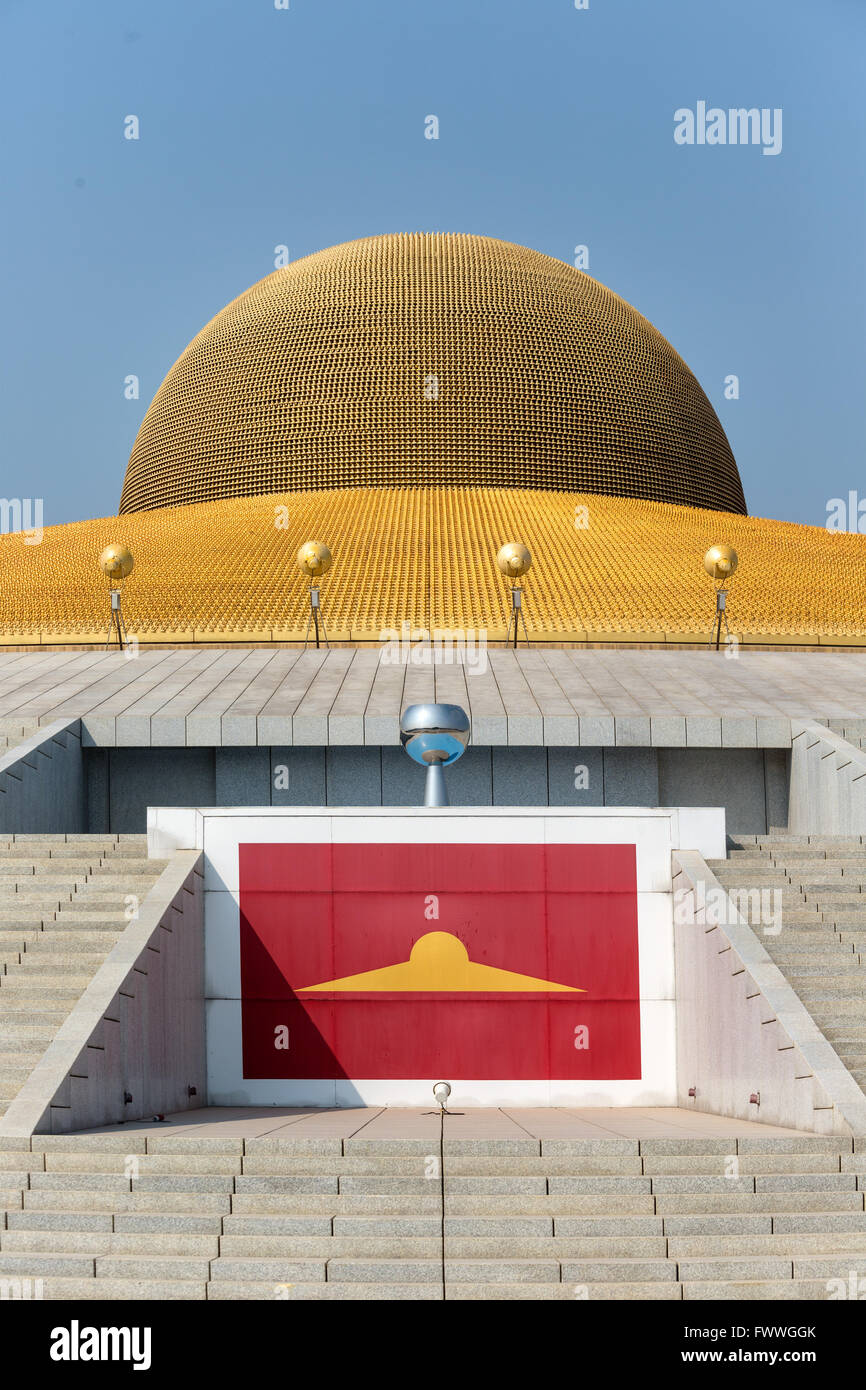 Wat Phra Dhammakaya Stock Photos Wat Phra Dhammakaya Stock Images